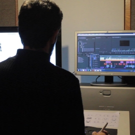 Rafael Sanábio: Supervisor de Áudio/Sound Designer, Editor de imagem (vídeo), Cinegrafista, Computer artist (vídeo d...